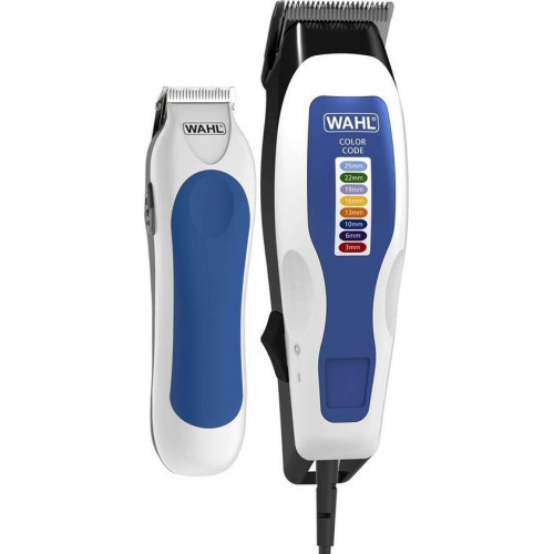 Wahl Tondeuse and Trimmer Color Pro Combo 15 pieces
