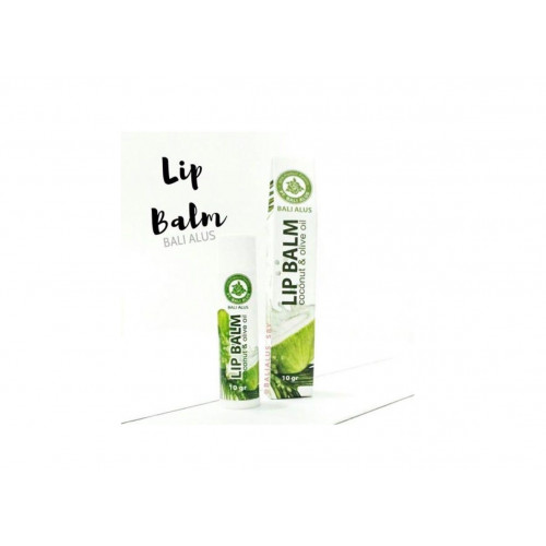 Bali Alus Lipbalm Coconut and olive oil - 4 gr