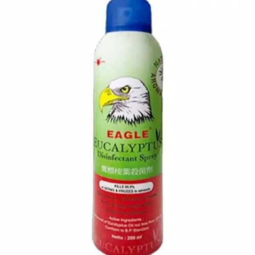 Eagle Eucalyptus Disinfectant Spray for a refreshed room – 50 ml